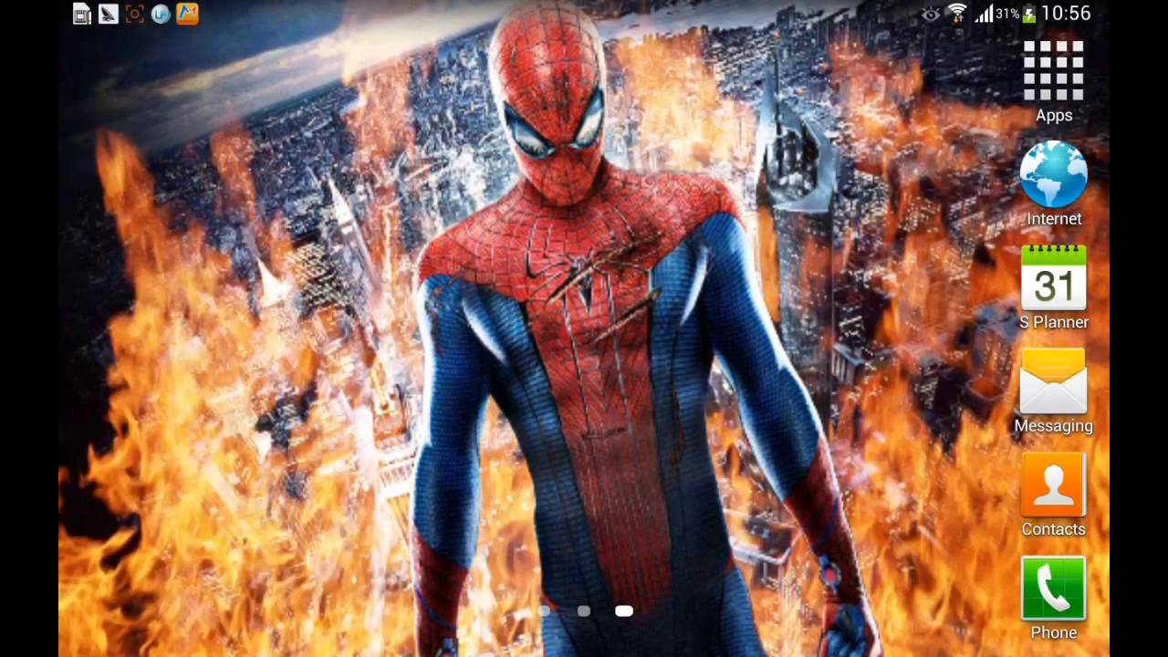 Spider Man Live Wallpapers Top Free Spider Man Live Backgrounds