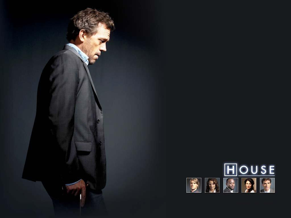 wallpapers of Dr House You are downloading Dr House wallpaper 13 1024x768
