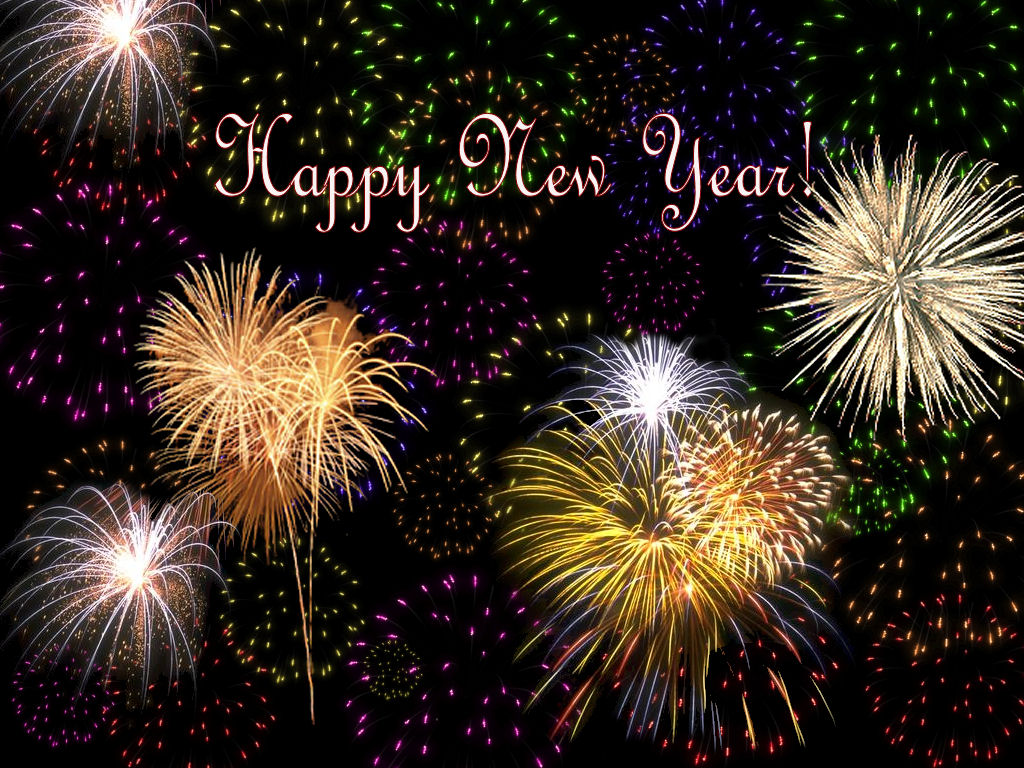 Best Desktop HD Wallpaper   Happy New Year Photo Desktop Wallpapers 1024x768