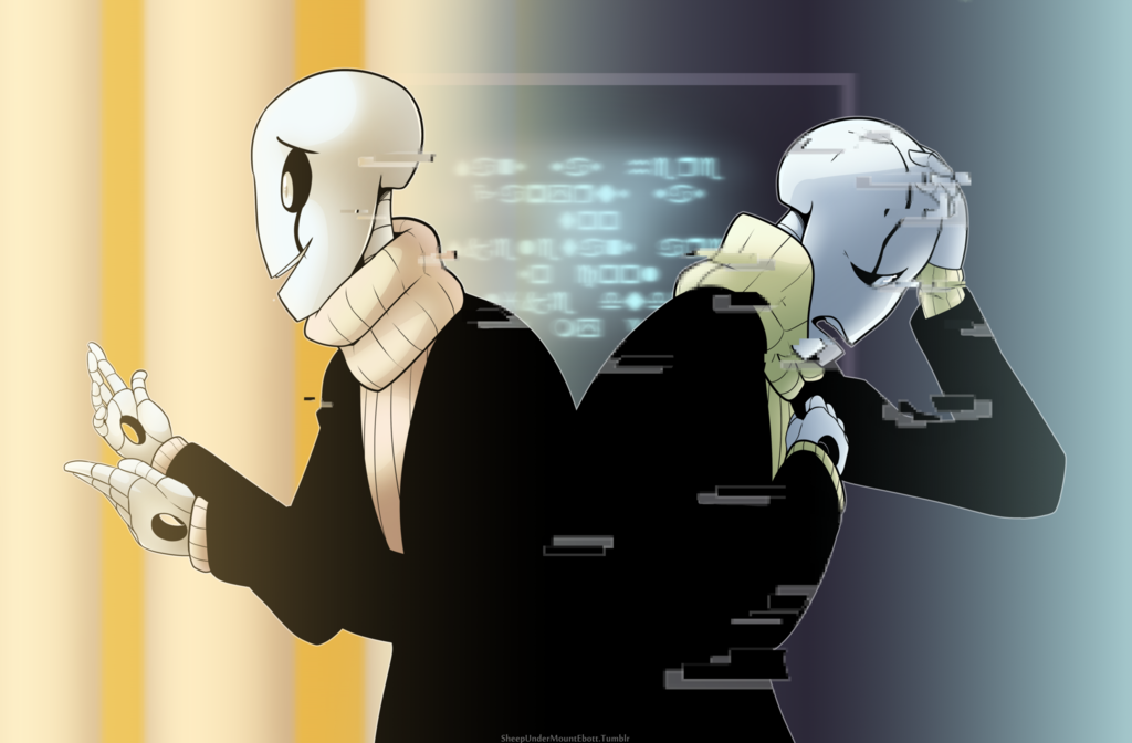50 Undertale Gaster Wallpaper On Wallpapersafari