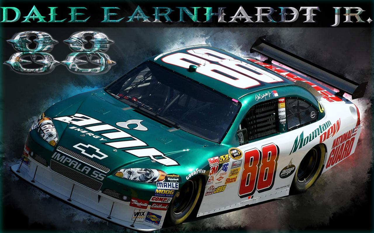 Dale Earnhardt Jr 88 Sic Ride 1 Wallpaper 1280x800