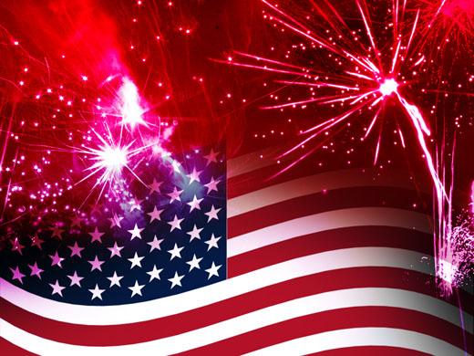 Happy 4th of July Wallpapers Festivals And Events 520x390