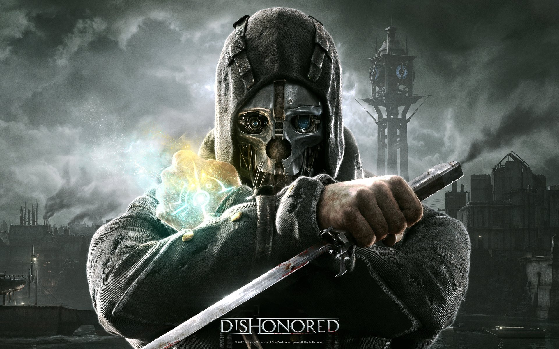 Dishonored 2012 Game Wallpapers HD Wallpapers 1920x1200