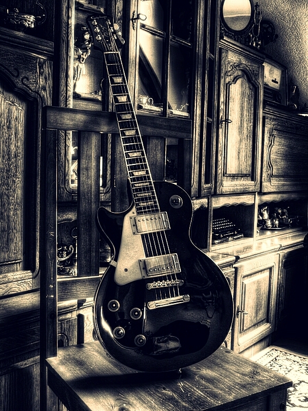 Epiphone Les Paul Standard II By TheDeadStare On DeviantArt