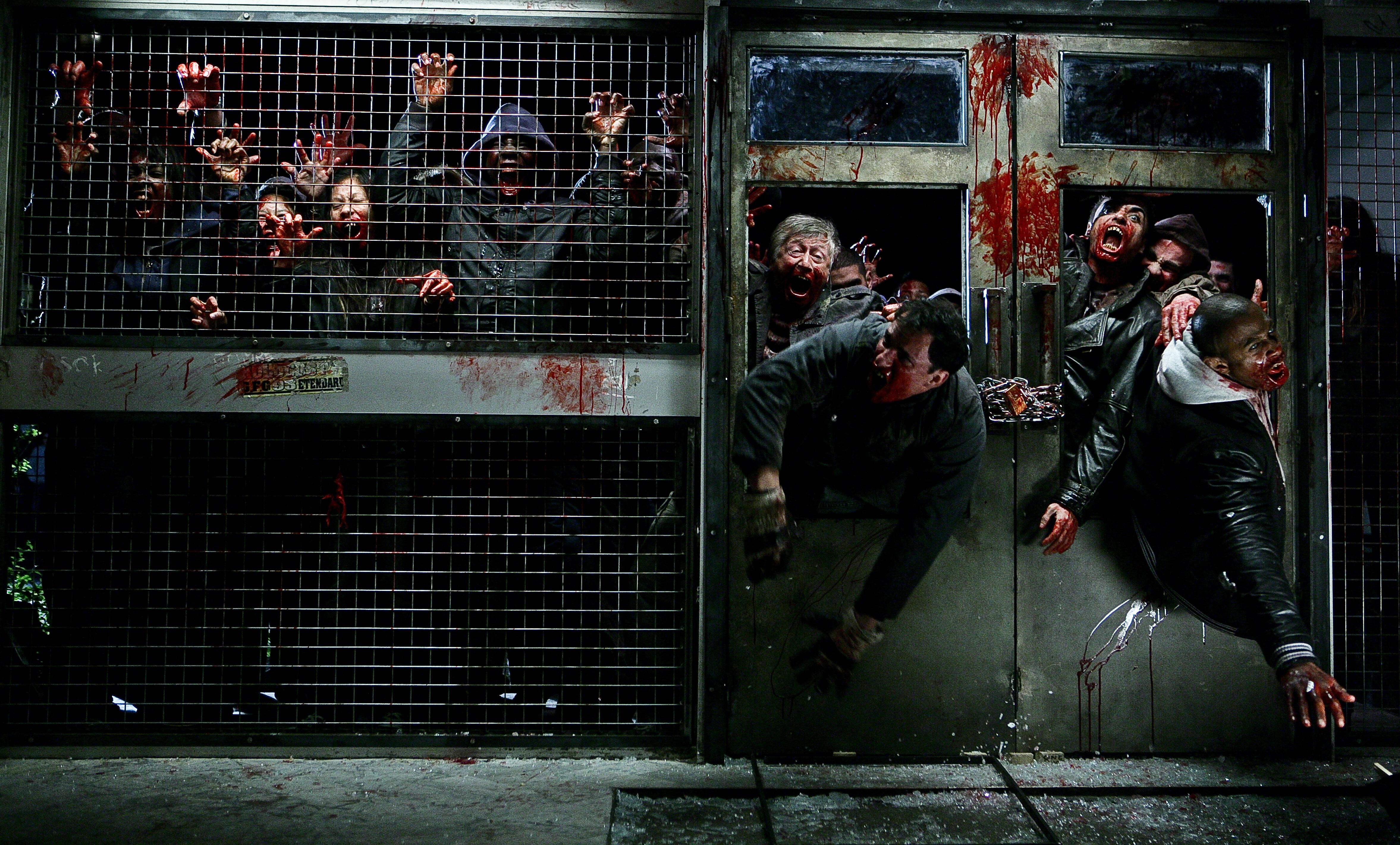 Zombie Wallpaper 4709x2843