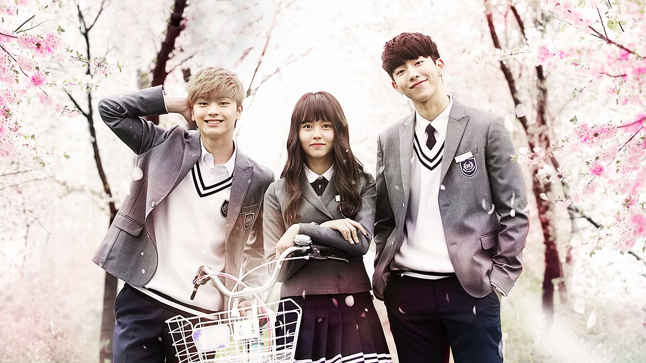 Who are you school 2015 wallpaper w a y s 2 0 1 5 in 2019 1280x720