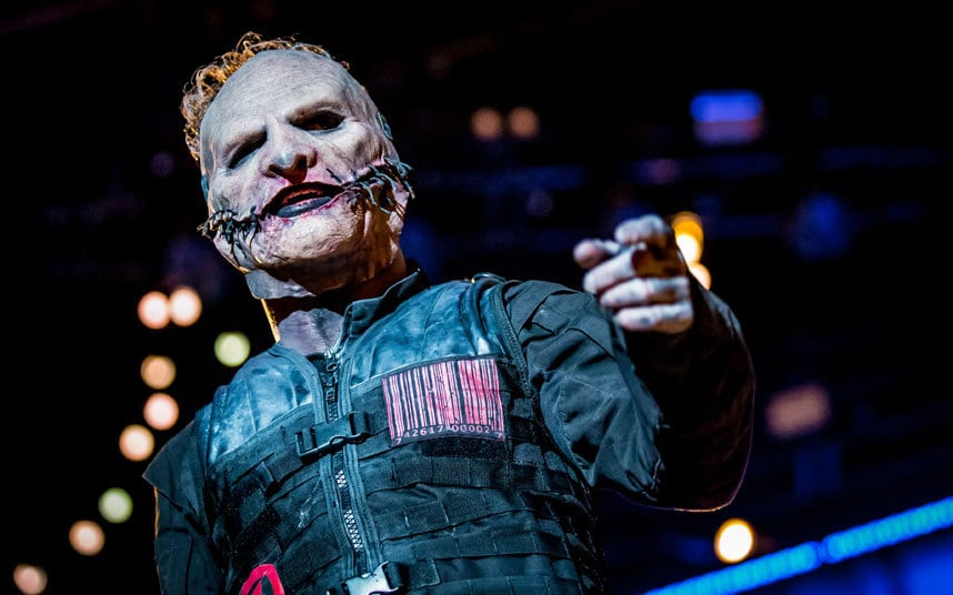 Slipknot frontman lends his scream to Doctor Who monster 858x536