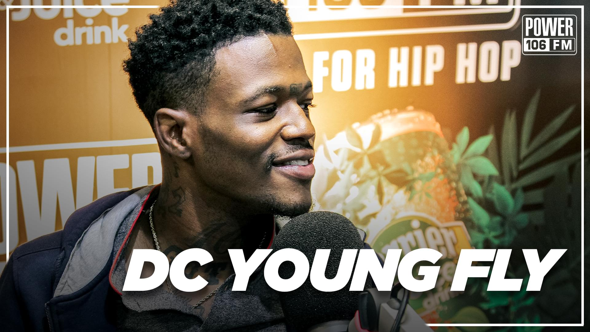 DC Young Fly On Wild N Out Success New Music Upcoming Film 1920x1080