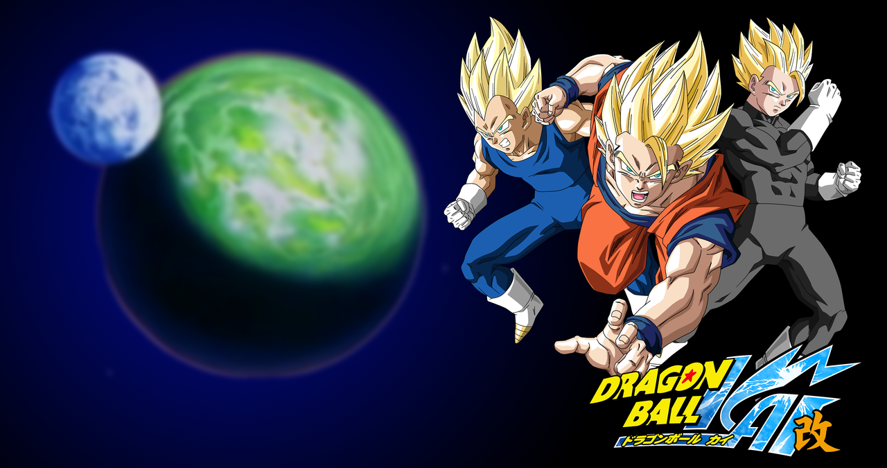 Free Download Dragonball Kai 4k Wallpaper By Rayzorblade189