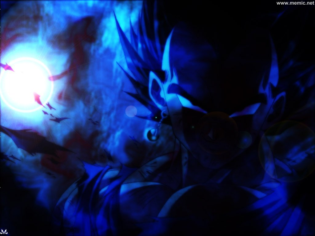 Dark Vegeta   Dragon Ball Z Wallpaper 34814602 1024x768