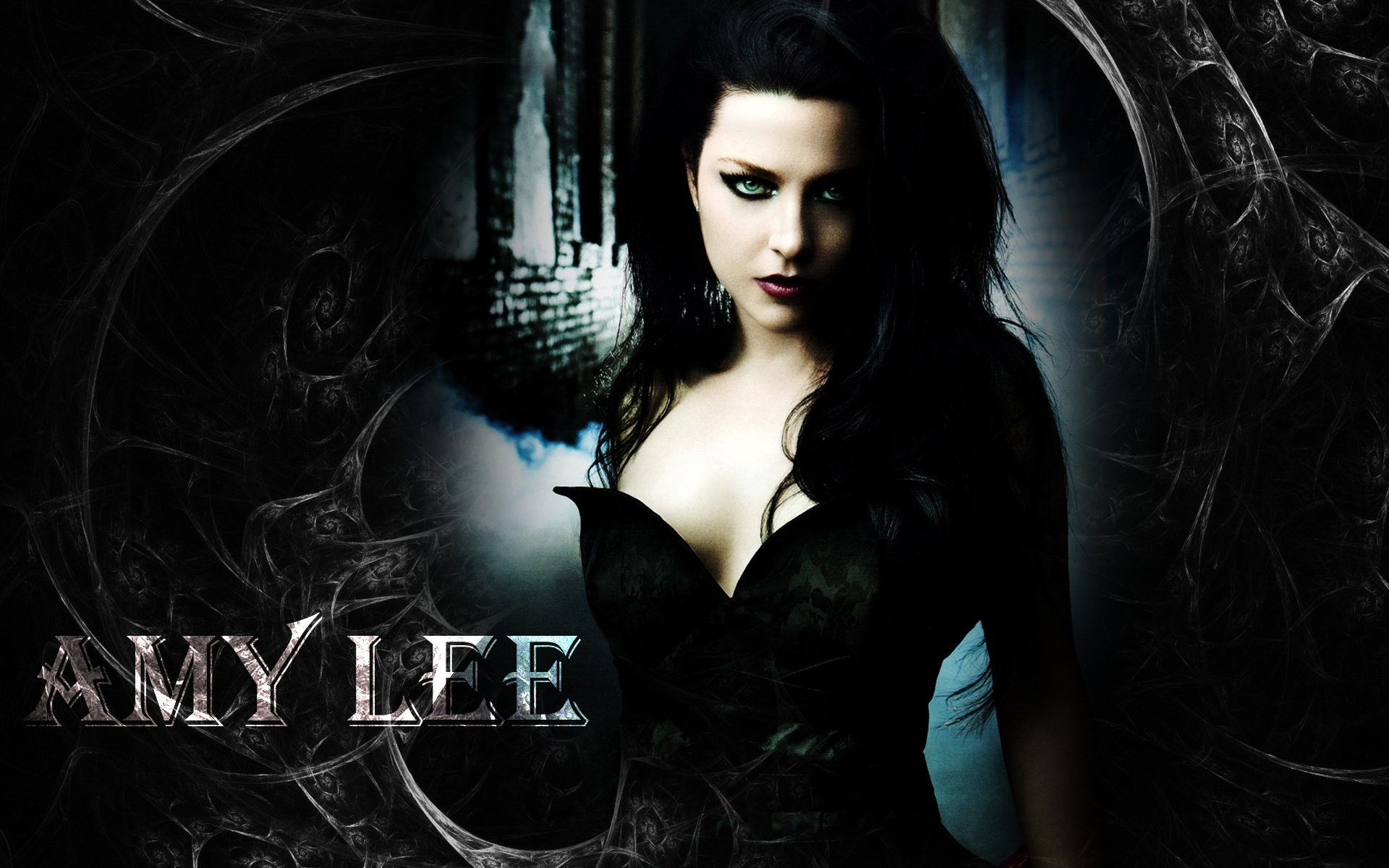 Amy Lee Backgrounds 4K Download 1920x1200