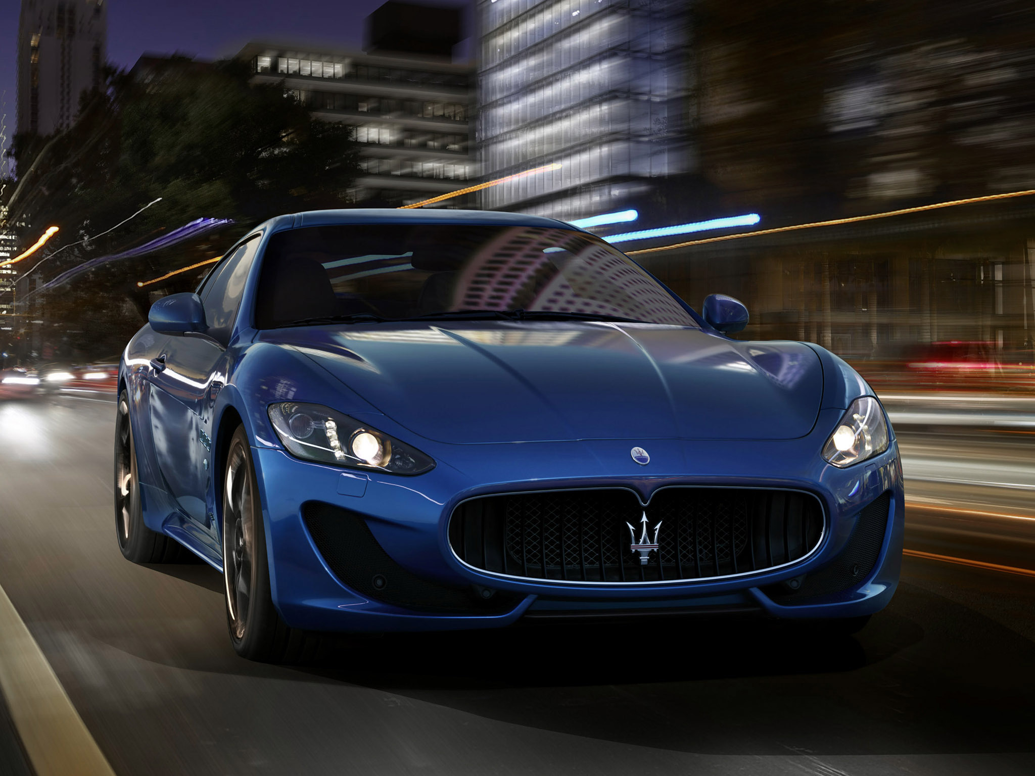 Maserati GranTurismo Wallpapers and Background Images   stmednet 2048x1536