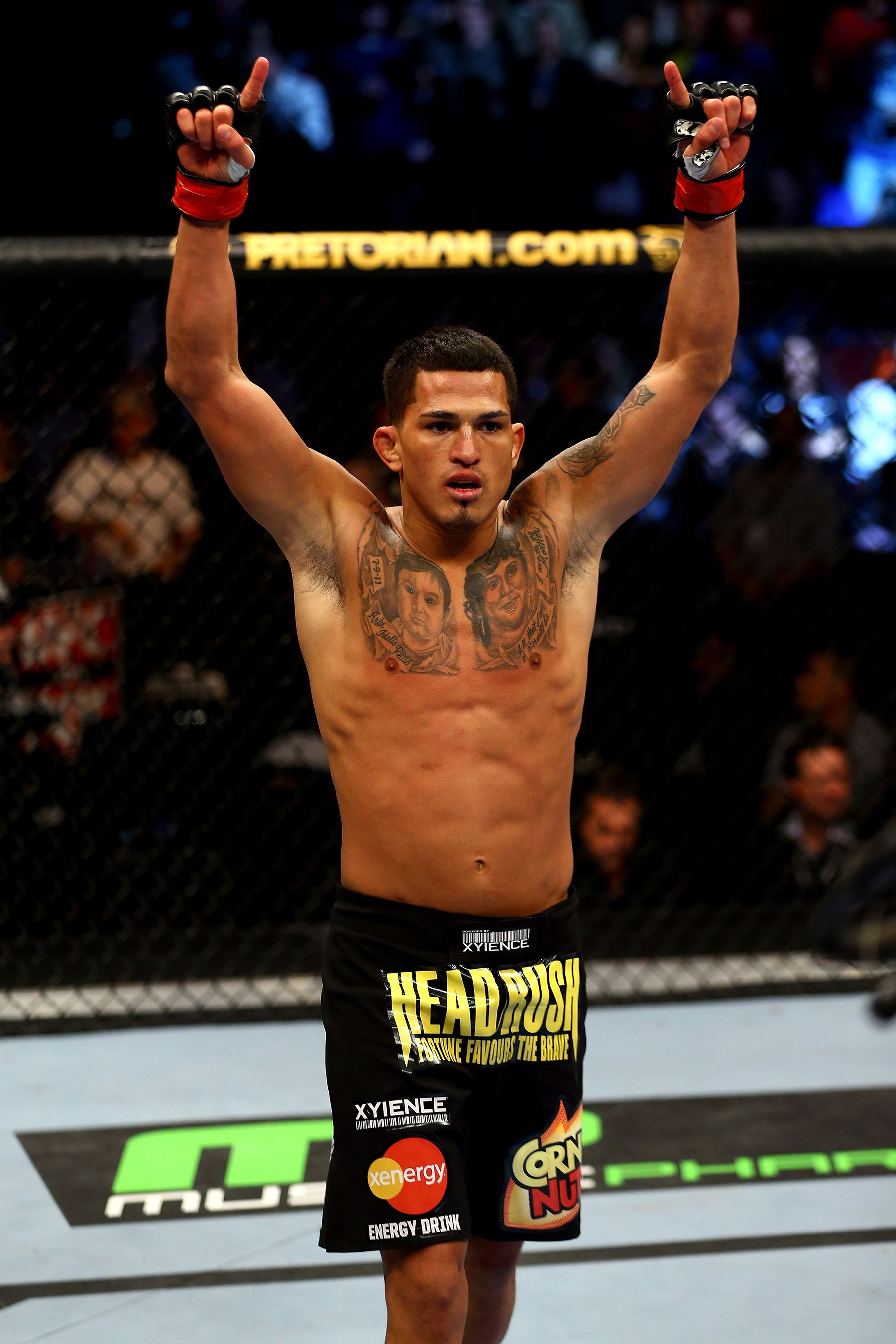 Anthony Pettis Wallpaper Image Group 50 1800x2700