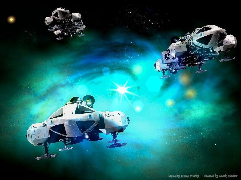 desktop espao 1999 series space space 1999 srie wallpapers 1024x768