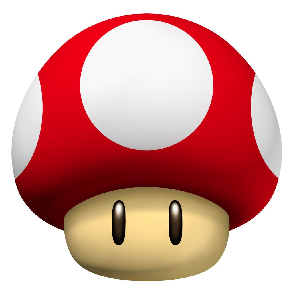 Free Download The Mushroom Kingdom Board Happy Birthday Super