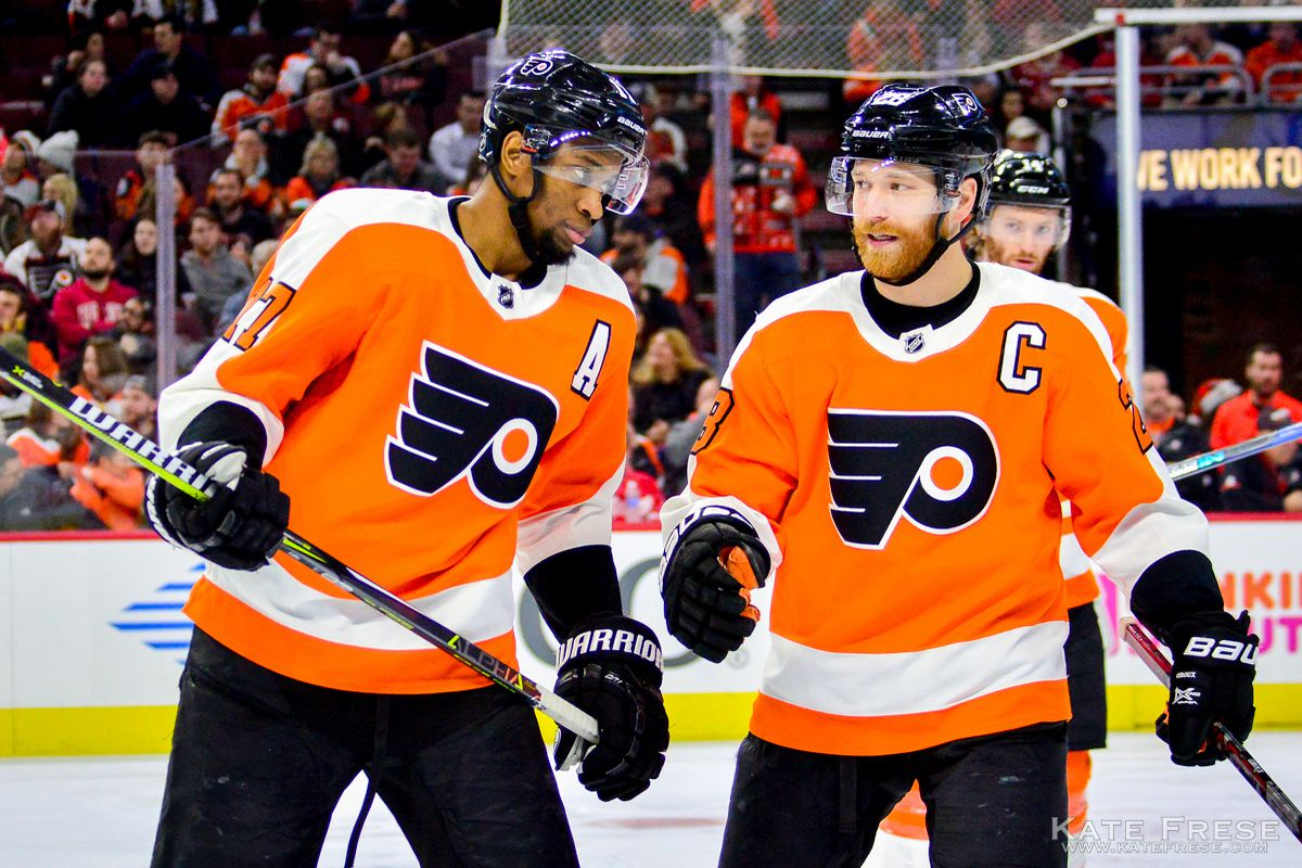 Philadelphia Flyers 2017 18 Midterm Report Cards How have the 1200x800