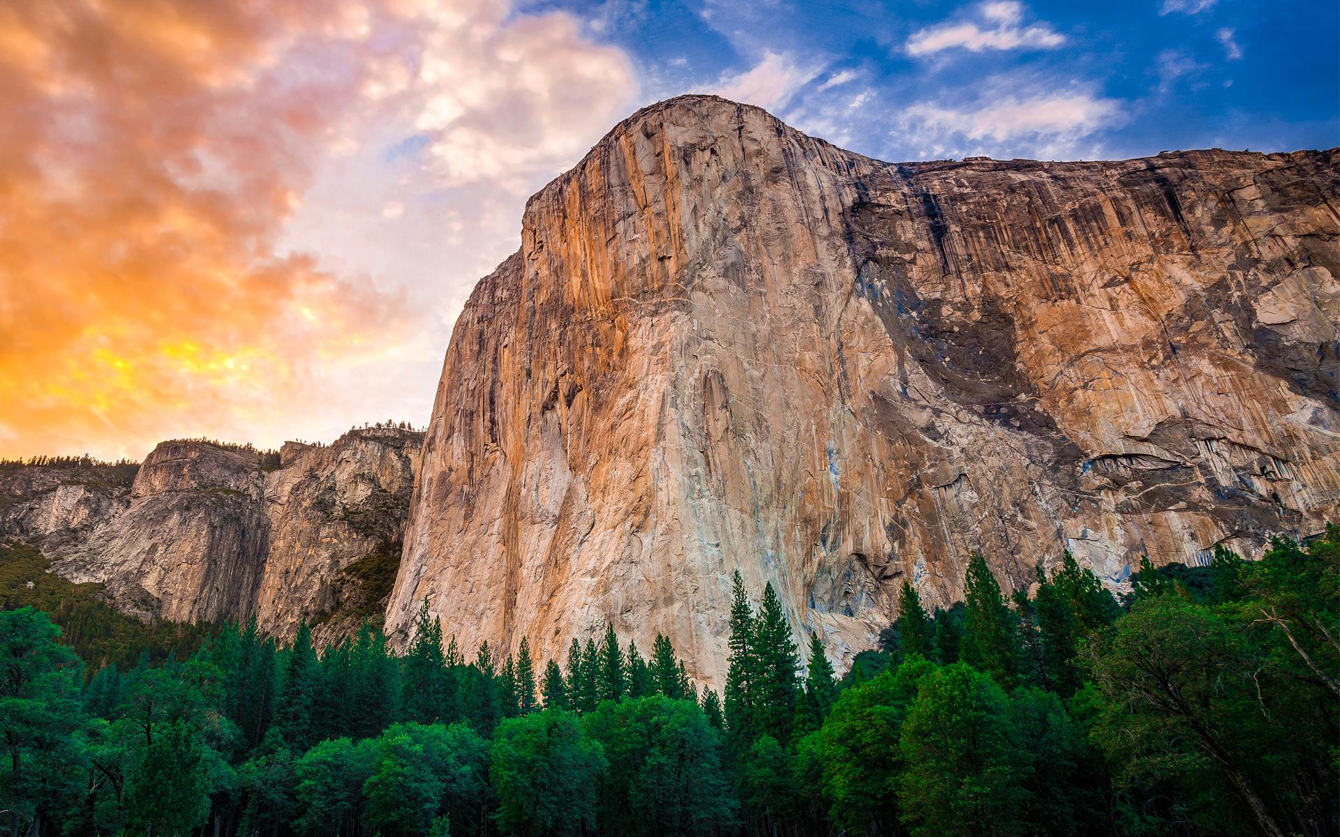 Yosemite Mountains Wallpapers HD Wallpapers 1920x1200