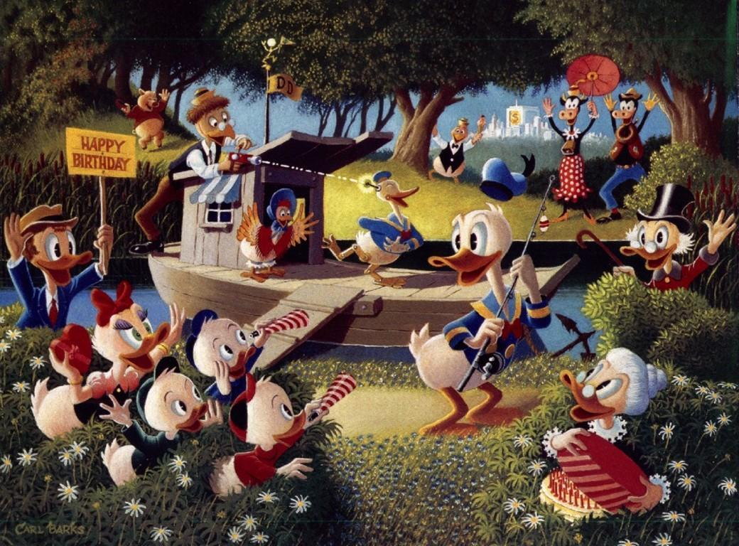 Disney Cartoon wallpaper   Classic Disney Photo 14019517 1040x768