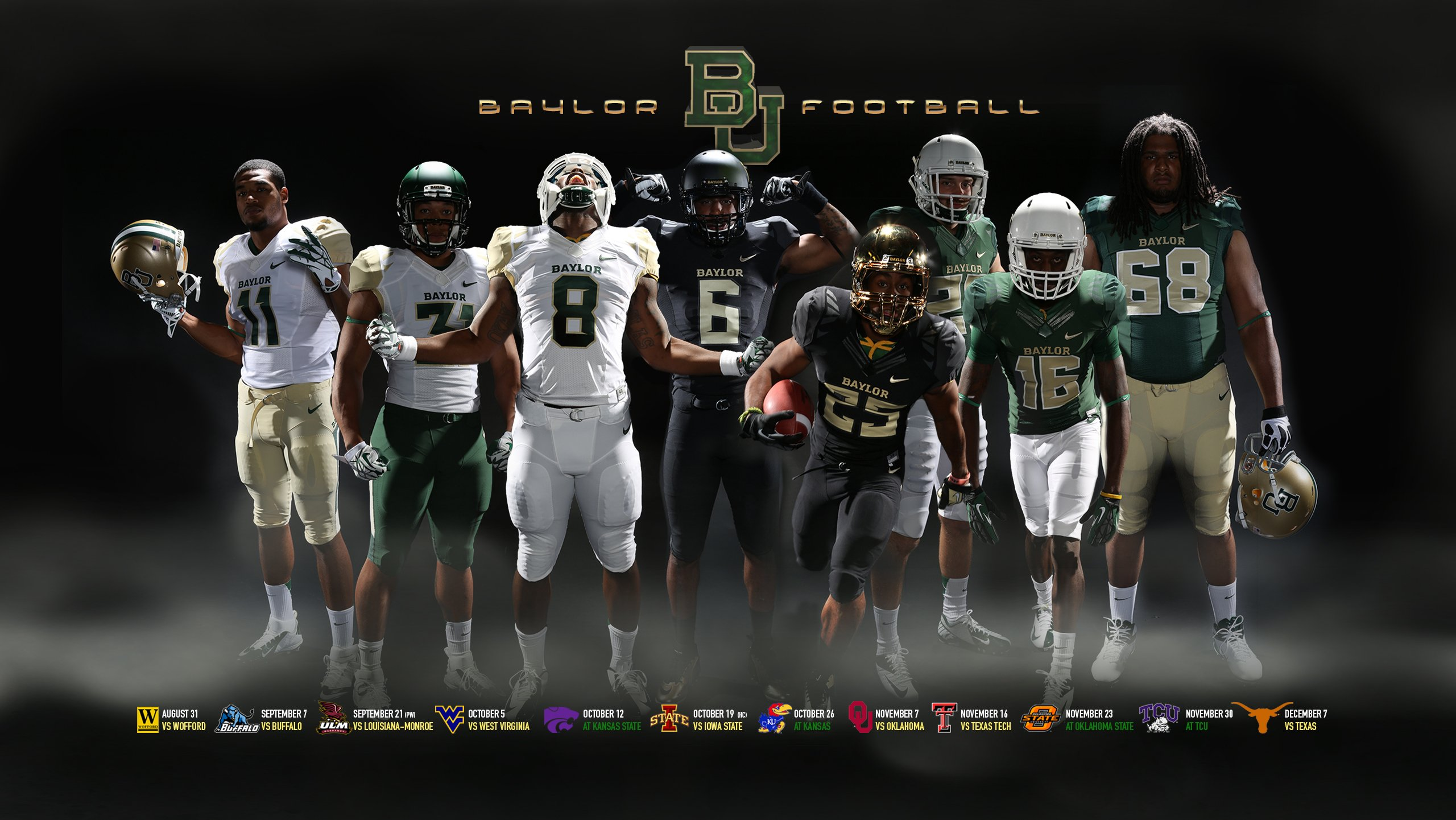 Baylor Wallpaper wwwpixsharkcom   Images Galleries 2560x1441