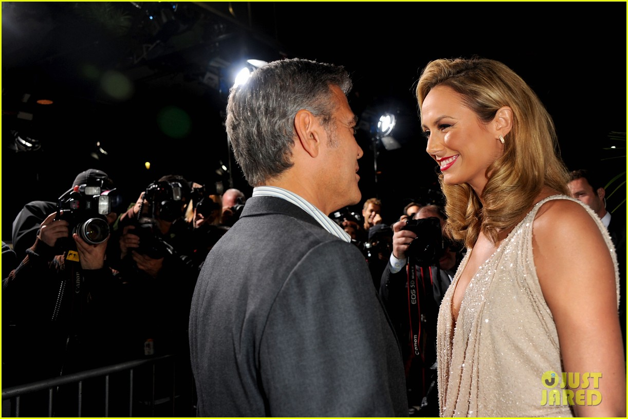 George Clooney images George Clooney Stacy Keibler Descendants 1222x815