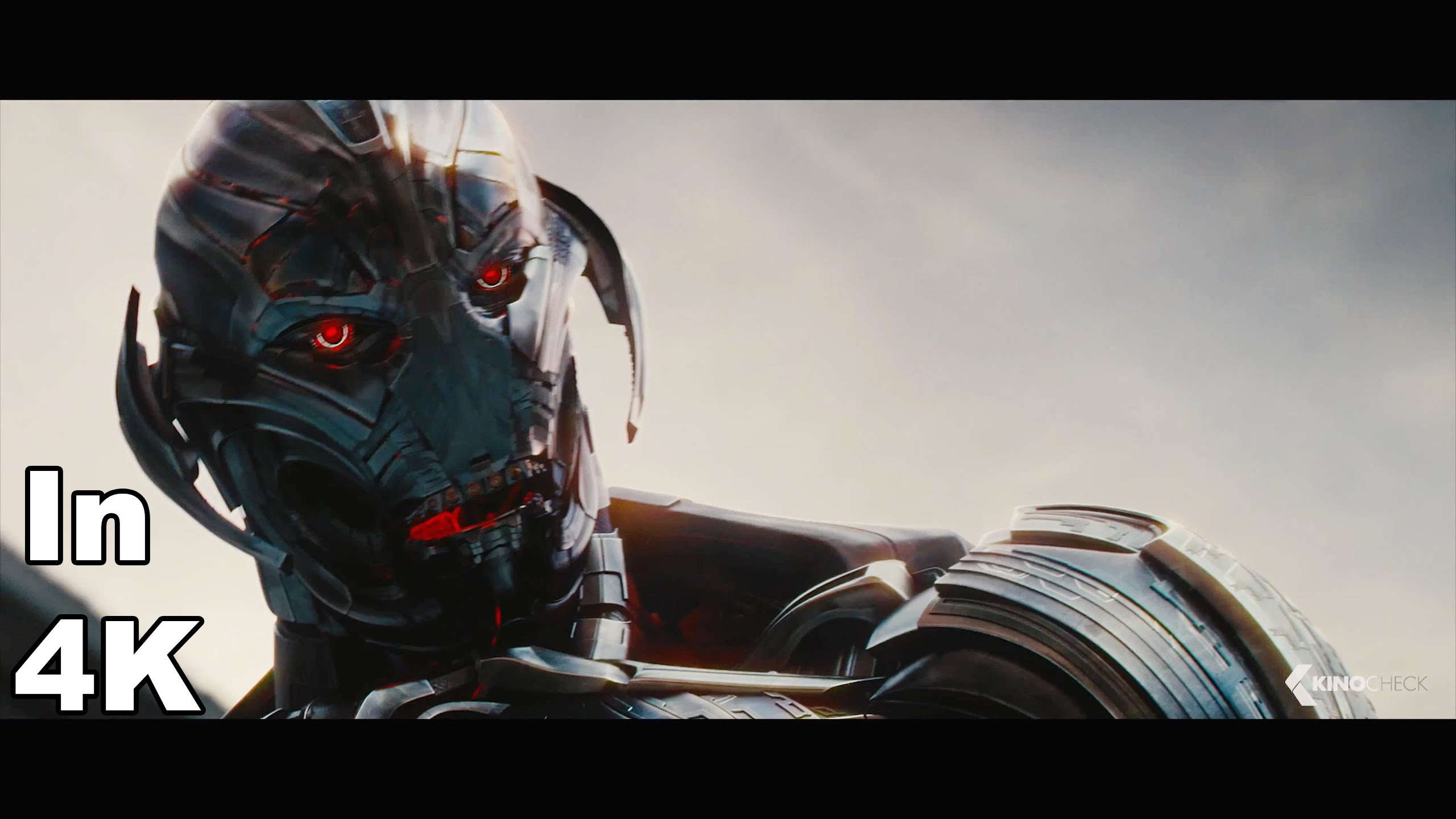 4K Marvels Avengers Age of Ultron   Teaser Trailer 2560x1440
