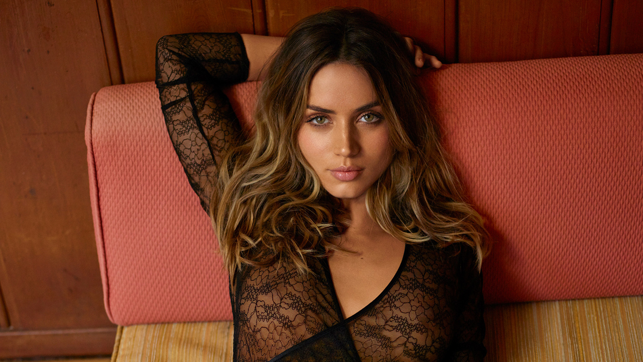 Ana De Armas High Quality Full HD Wallpapers 1280x720
