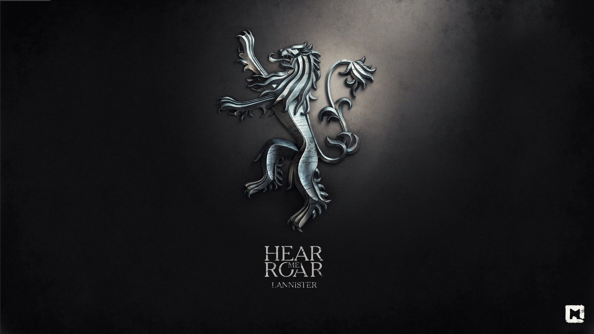 hear me roar lannister game of thrones background HD wallpaper 1920x1080