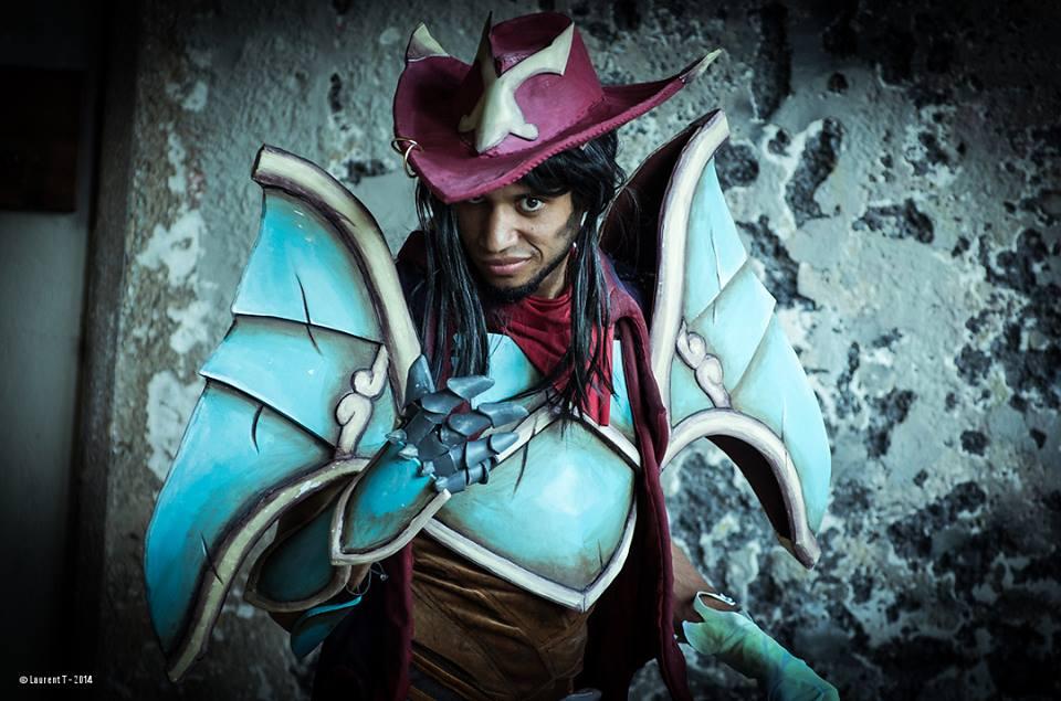 Twisted Fate Underworld Cosplay by PlatyYep 960x635