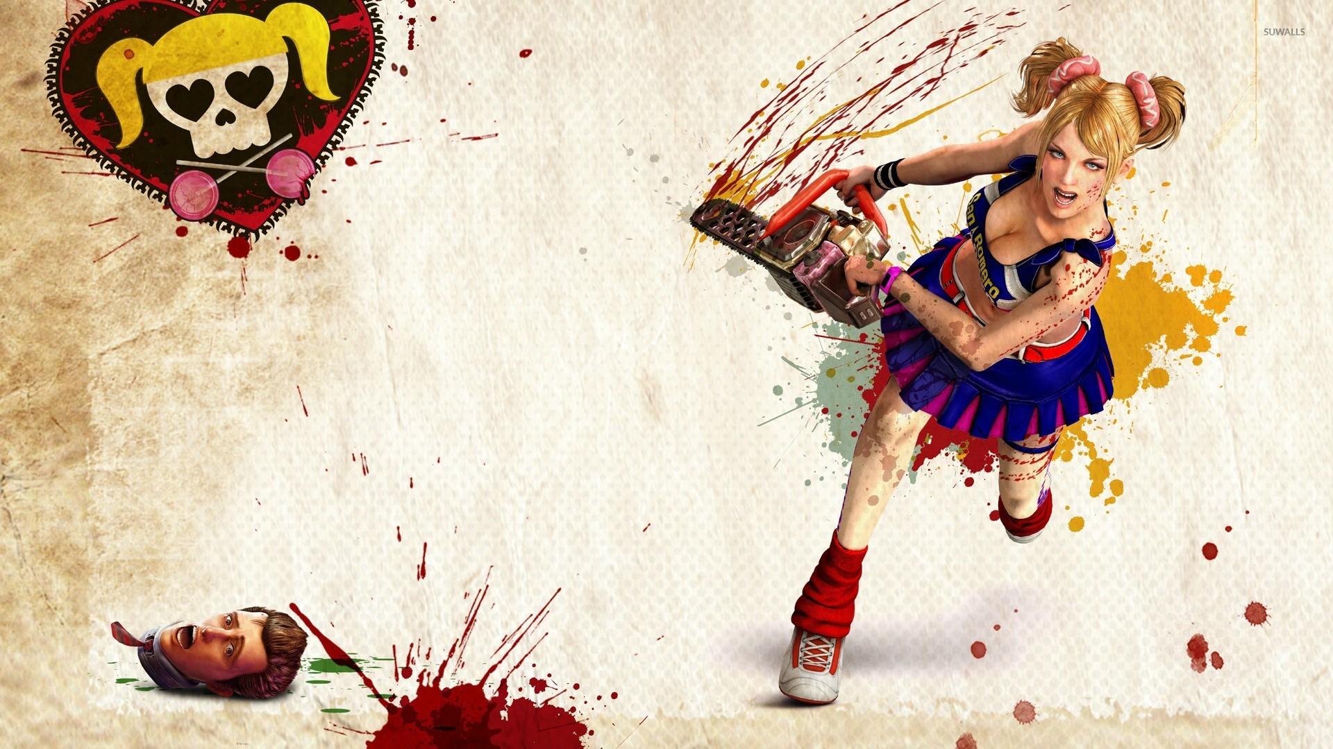 Juliet   Lollipop Chainsaw wallpaper   Game wallpapers   24758 1920x1080