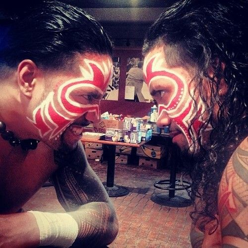 Jimmy And Jey Uso 500x500