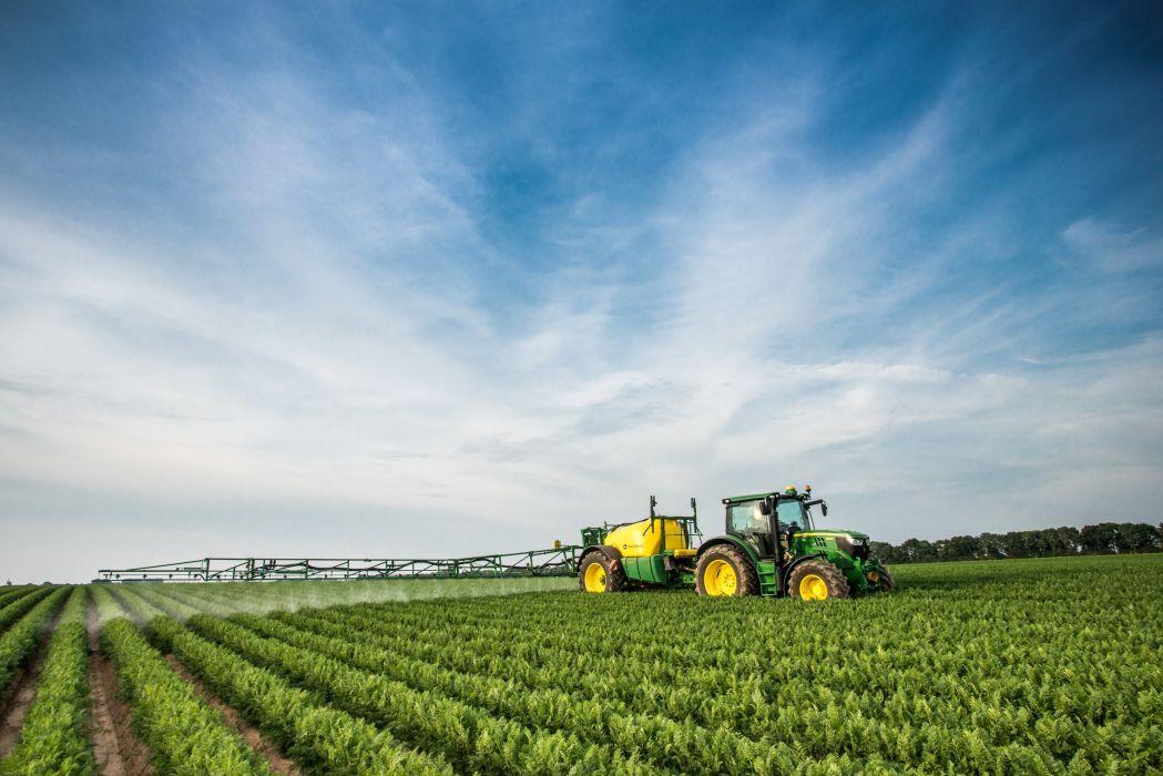 JOHN DEERE tractor farm industrial farming 1jdeere construction 1049x700