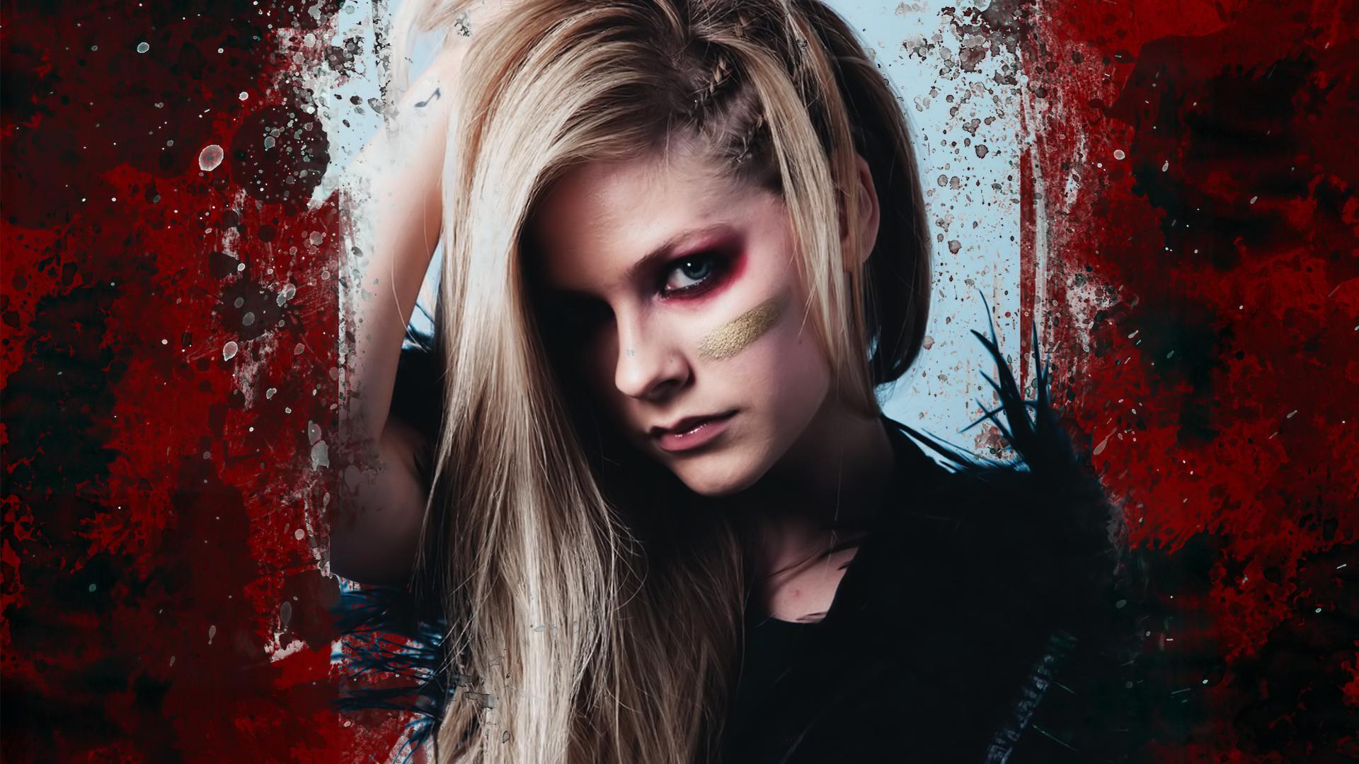 Avril Lavigne 2015 Computer Desktop Background wallpaper 1920x1080