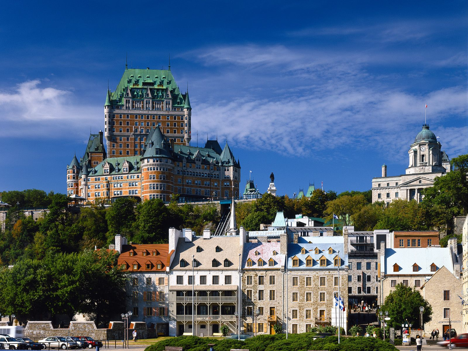 Quebec City Canada   Japan Photography Desktop Wallpapers 13787 1600x1200