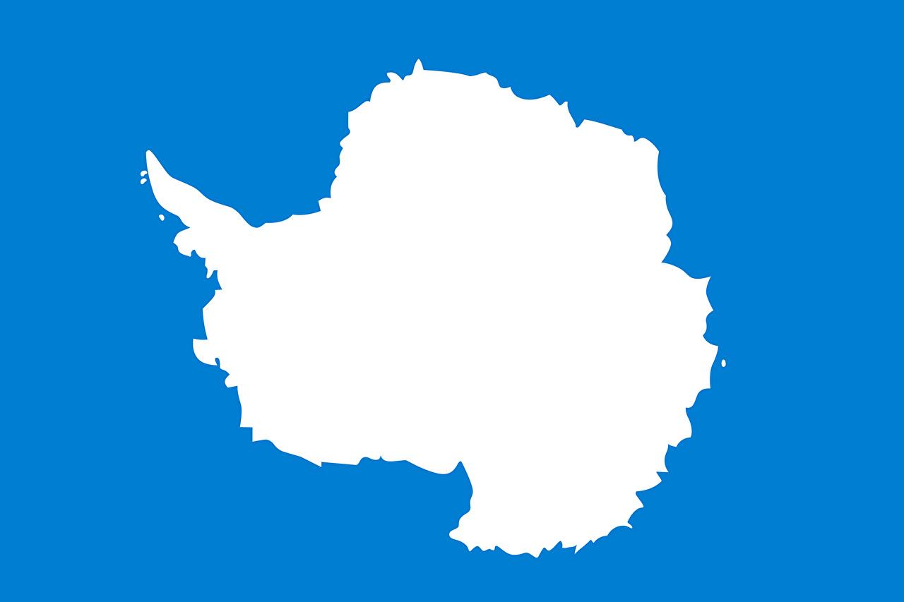 Wallpapers Antarctica Flag 1280x853