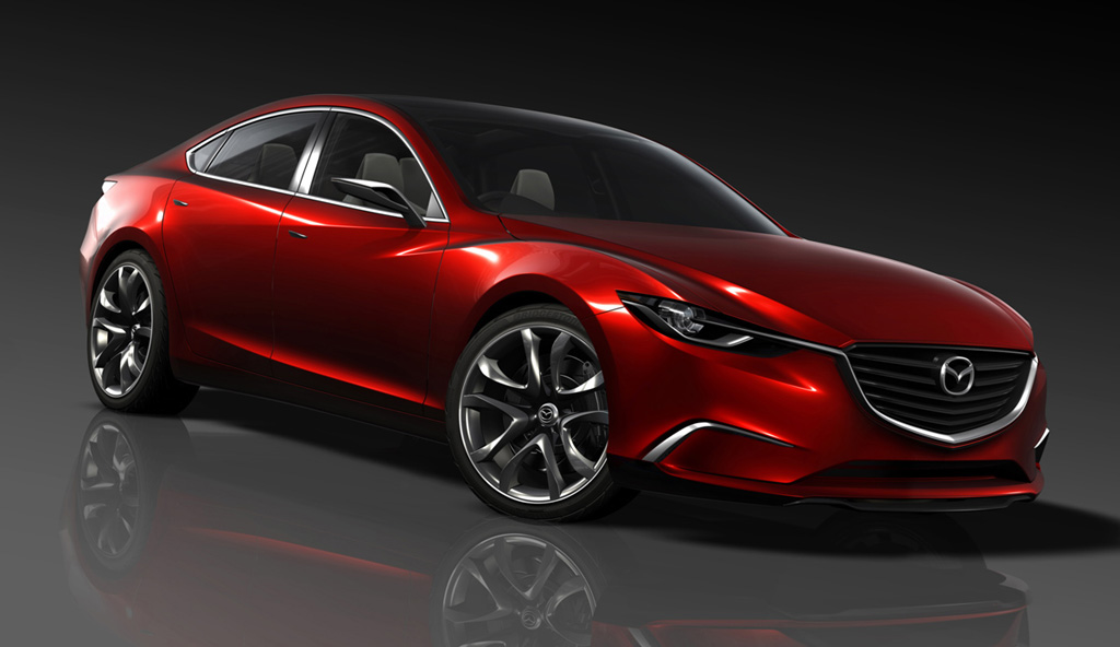 2015 Mazda 6 Wallpaper Download 1024x592