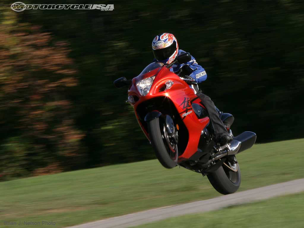 2008 Suzuki Hayabusa Wallpaper Photos   Motorcycle USA 1024x768