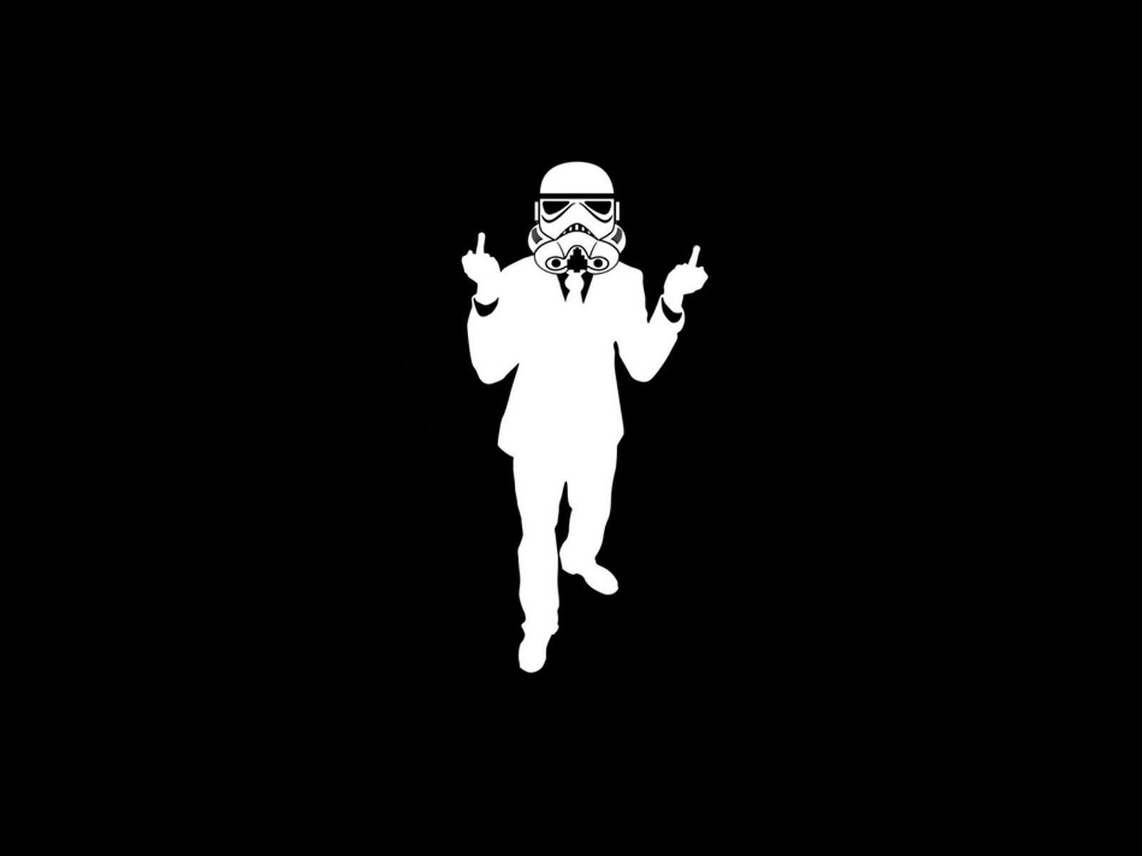 Stormtrooper wallpaper 1600x1200