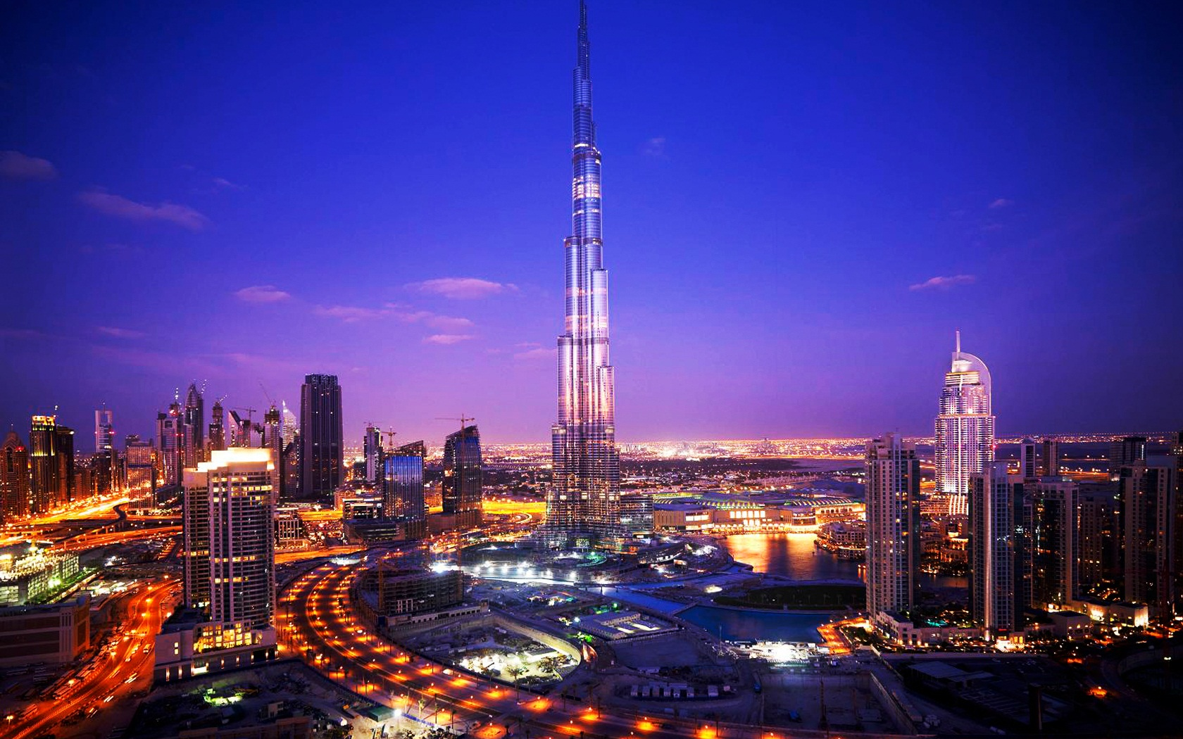 Burj Khalifa Tower Dubai Wallpapers HD Wallpapers 1680x1050