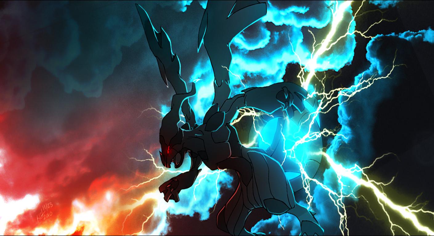 19 Zekrom Pokemon HD Wallpapers Backgrounds 1409x768