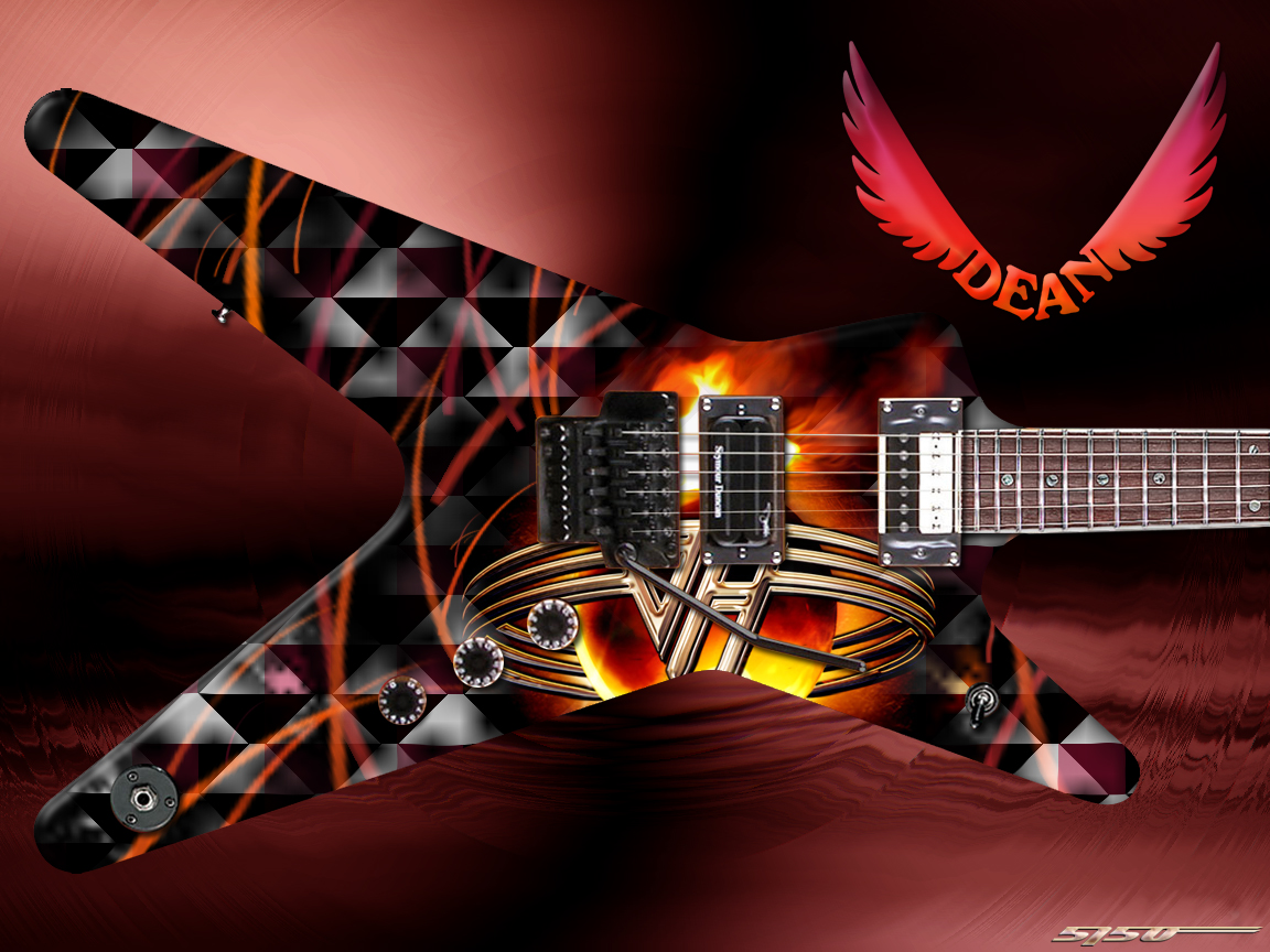 Eddie Van Halen Frankenstein Wallpaper Wallpapersafari