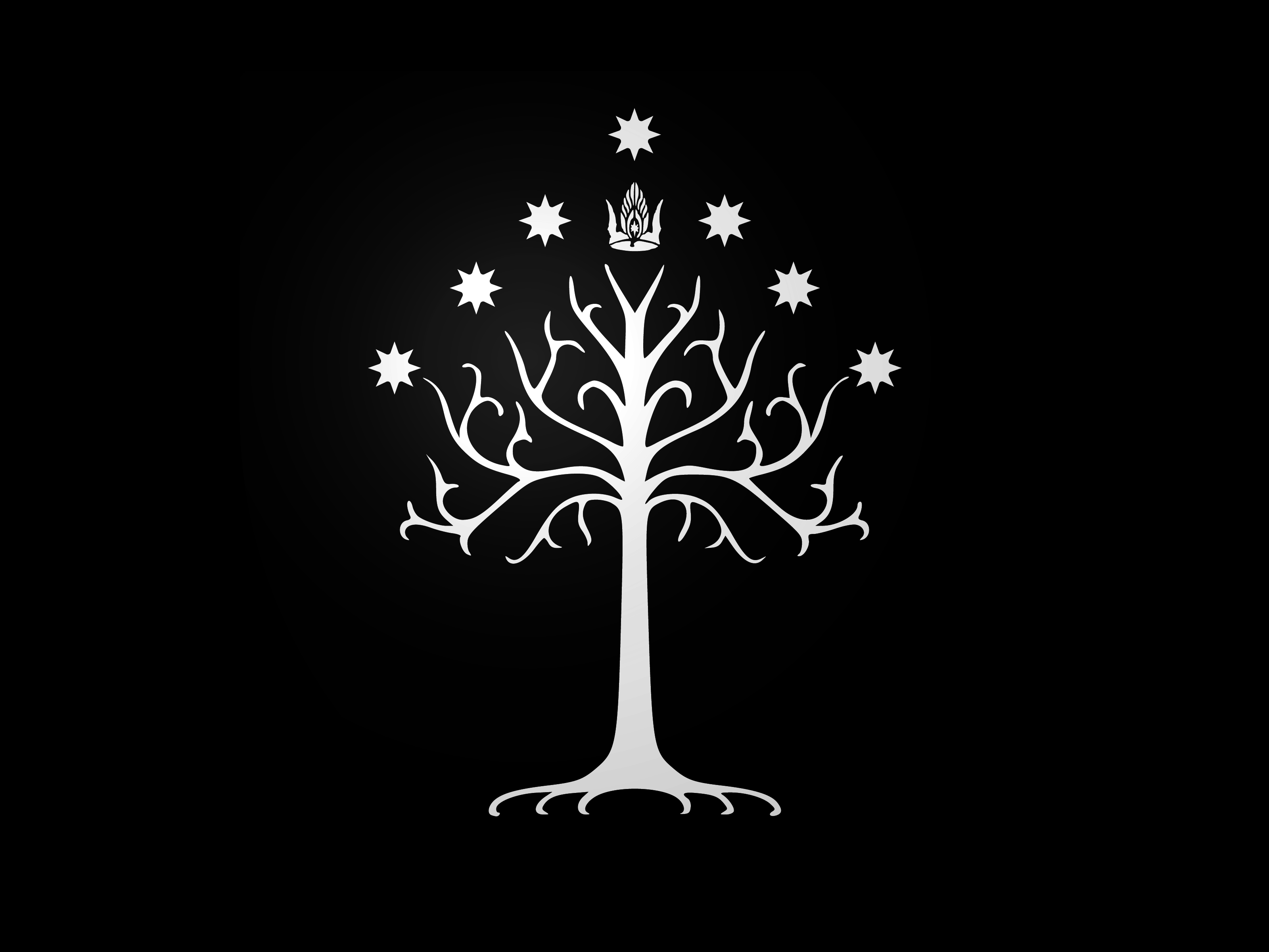 White Tree Of Gondor Wallpaper Wallpapersafari