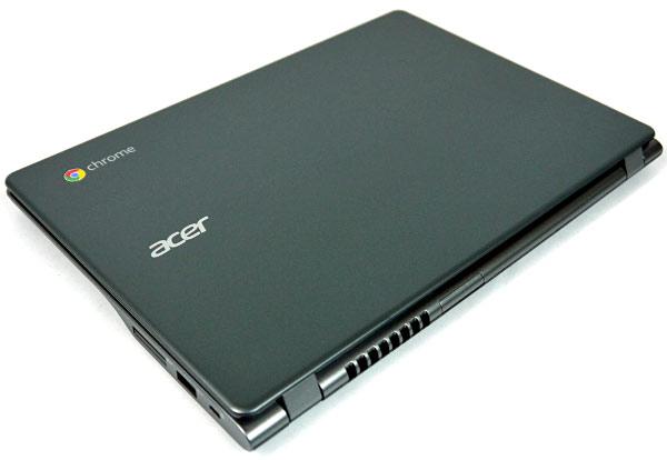 Acer C720 Chromebook Review 600x414
