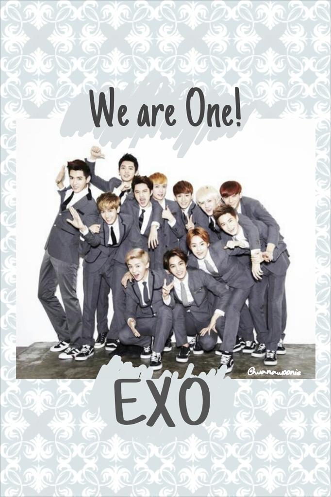 Exo Phone Wallpaper Wallpapersafari