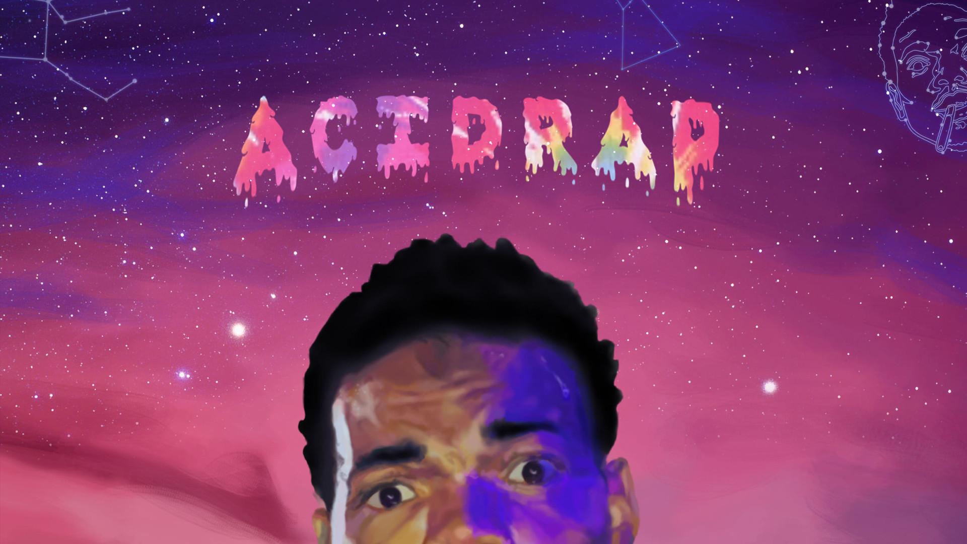 Acid Rap Wallpaper
