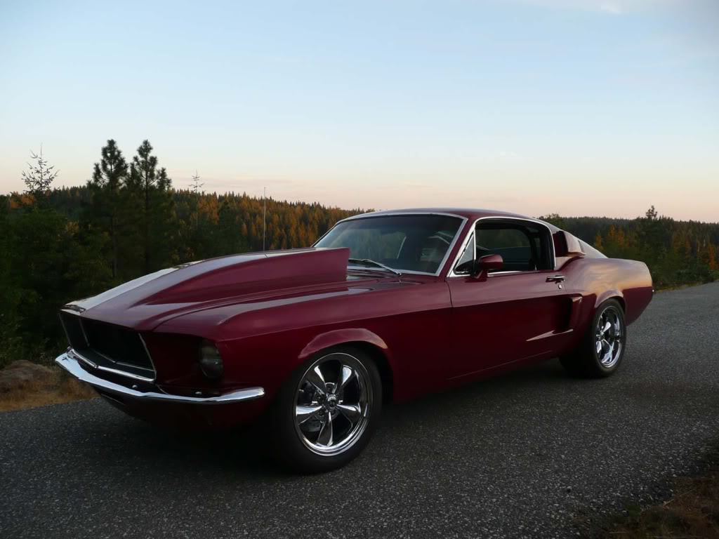 1968 mustang fastback project for sale wallpaper My 1968 Mustang 1024x768
