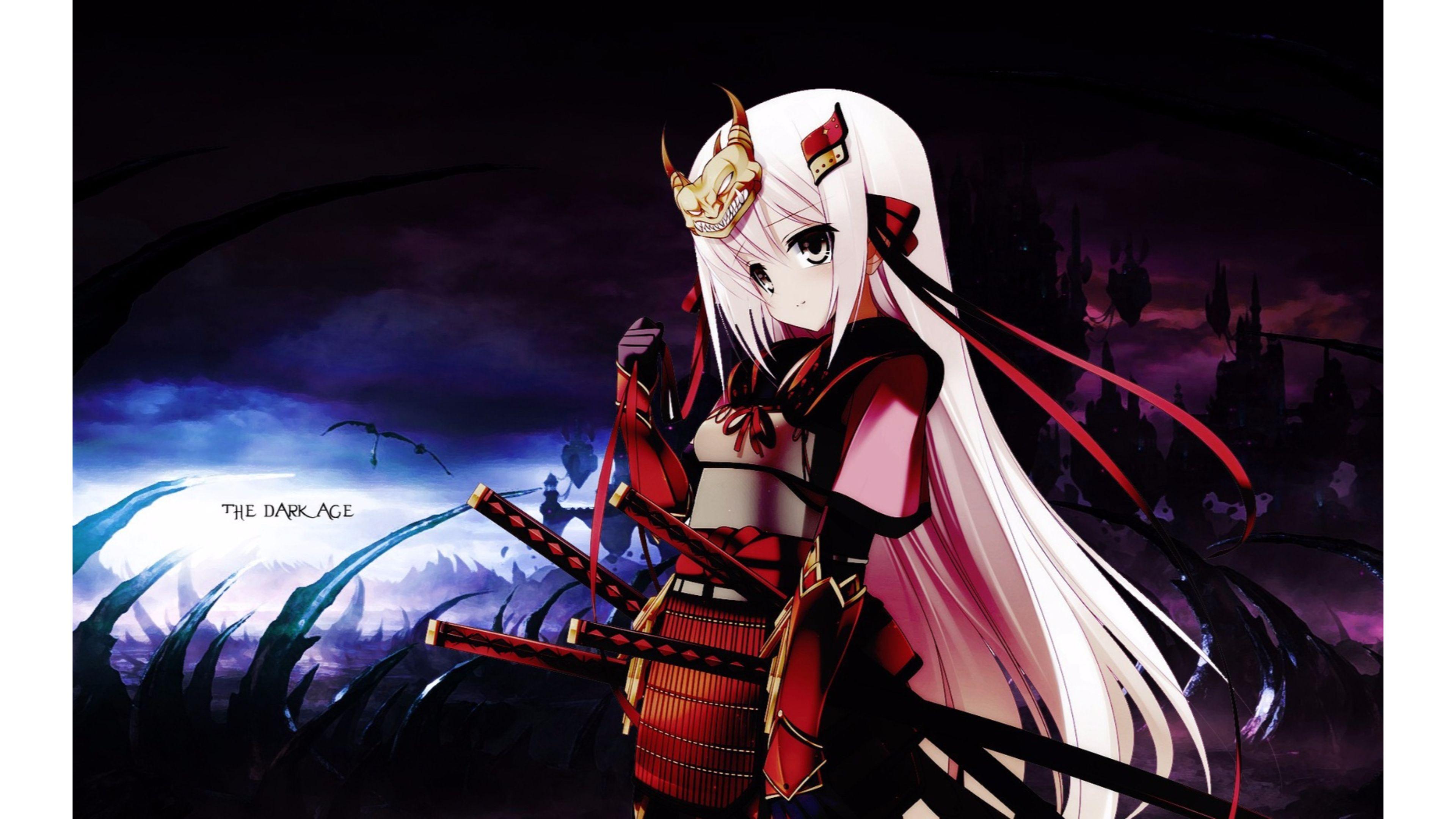 Dark Age 4K Anime Wallpapers 4K Wallpaper 3840x2160
