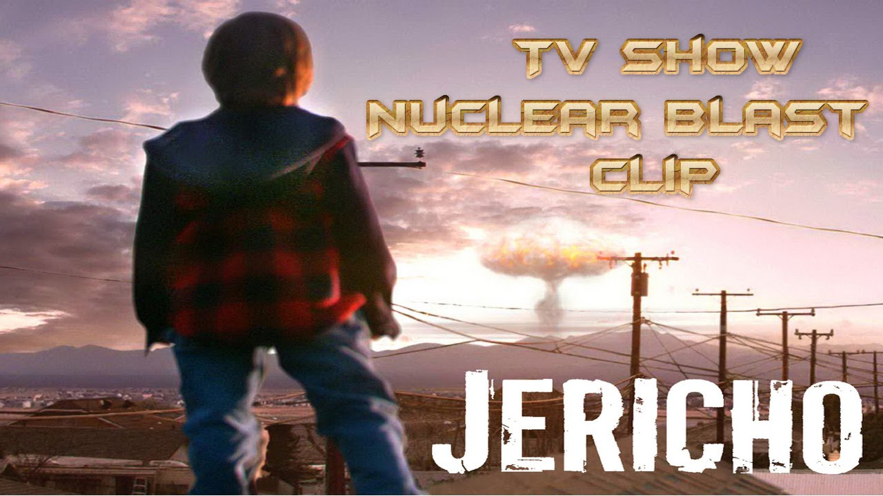 Jericho   TV Show scene of the Nuclear blast 1280x720