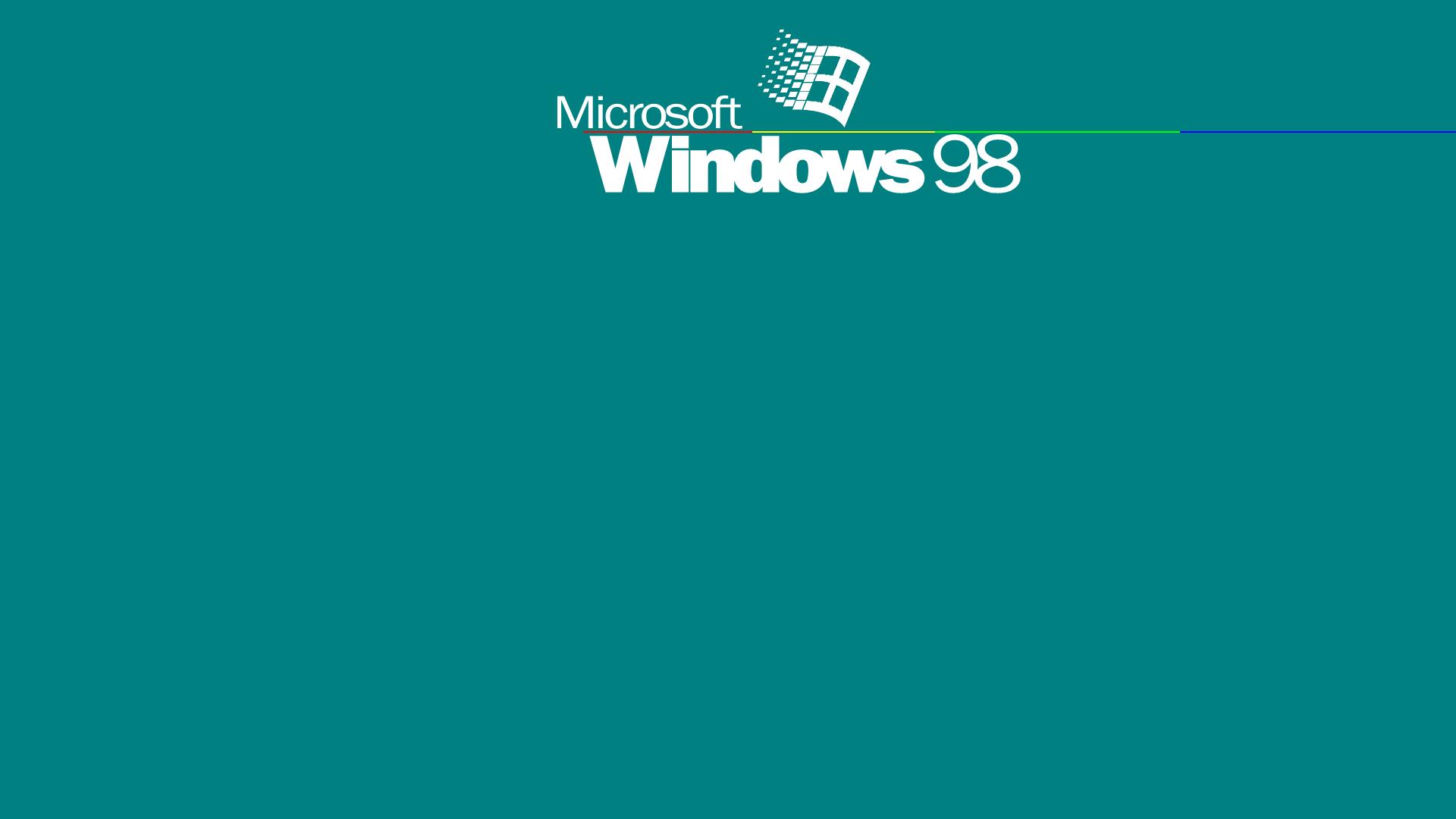 46 Windows 98 Desktop Wallpaper On Wallpapersafari