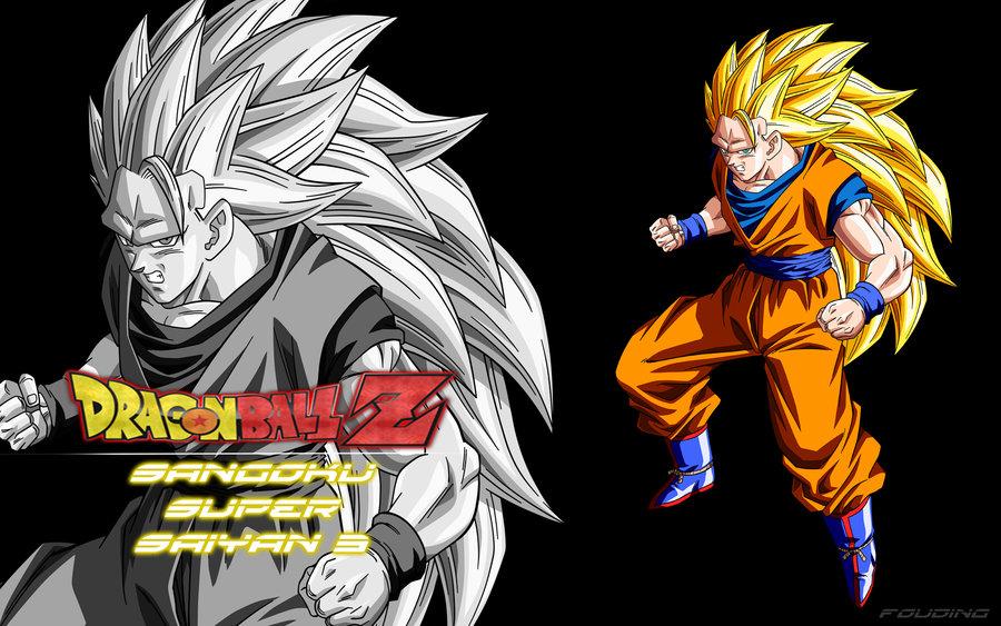 Super Saiyan 5 Goku Wallpaper Wallpaper sangoku super saiyan 900x563