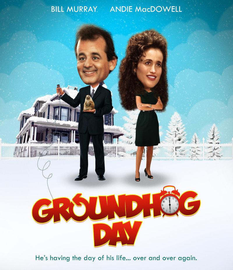 34] Groundhog Day Movie Wallpapers on WallpaperSafari 800x926